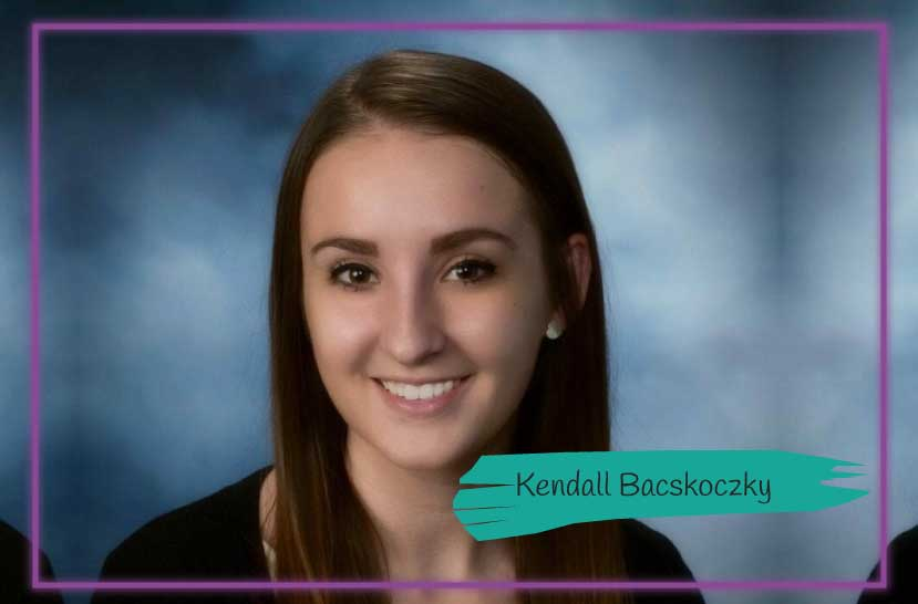 Kendall Bacskoczky head shot